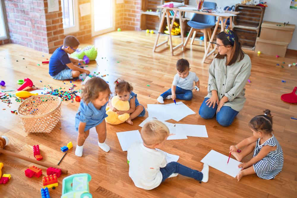 ANIMATORI, OPERATRICI DEI SERVIZI CONCILIATIVI E BABY SITTER